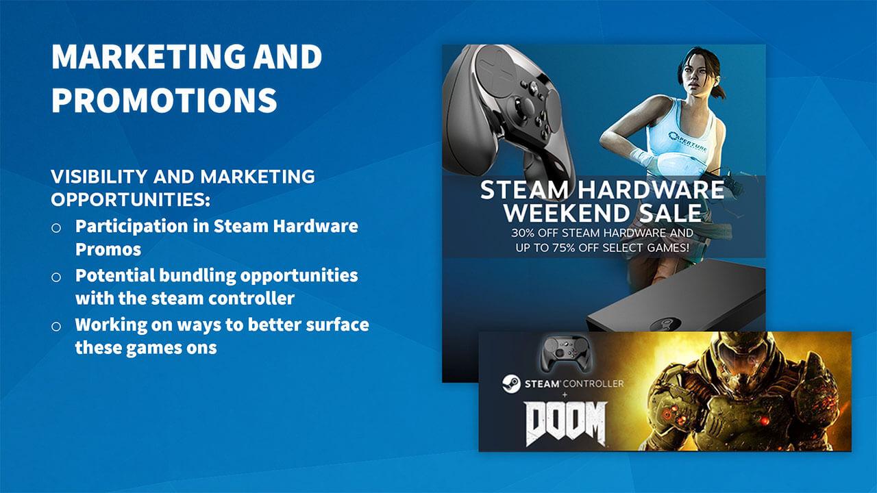 Gamasutra: Lars Doucet's Blog - Steam Dev Days: Steam Controller