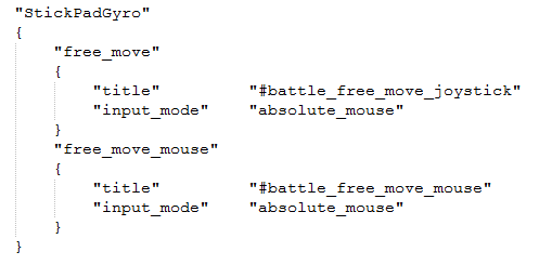 Defender's Quest Steam actions vdf file excerpt